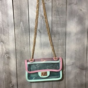 Nordstrom Clear Crossbody Bag